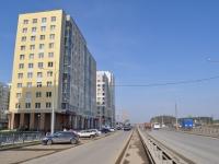 Yekaterinburg, Krasnolesya st, house 125. Apartment house