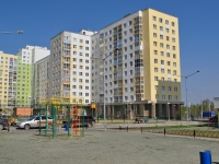 neighbour house: st. Krasnolesya, house 125. Apartment house