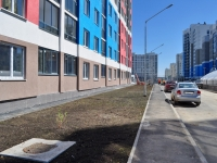 Yekaterinburg, Krasnolesya st, house 137. Apartment house