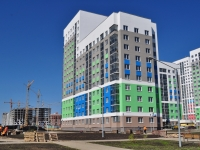 叶卡捷琳堡市, Krasnolesya st, 房屋 141. 公寓楼