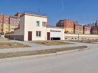 Yekaterinburg, Krasnolesya st, garage (parking)