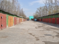 neighbour house: alley. Kalinovsky, house 2А. garage (parking)