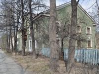 Yekaterinburg, Babushkina st, house 6Б. Apartment house