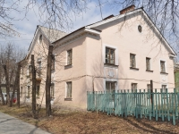 neighbour house: st. Babushkina, house 8. Apartment house