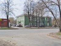 neighbour house: st. Babushkina, house 11. emergency room