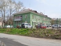 neighbour house: st. Babushkina, house 13. Apartment house