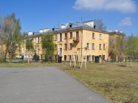 neighbour house: st. Babushkina, house 21. Apartment house