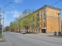 Yekaterinburg, Babushkina st, house 22. Apartment house