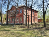 neighbour house: st. Babushkina, house 23А. Apartment house
