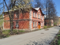 neighbour house: st. Babushkina, house 23Б. Apartment house