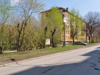 neighbour house: st. Babushkina, house 24. Apartment house
