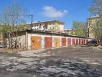 Yekaterinburg, Babushkina st, garage (parking)