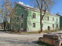 Yekaterinburg, st Korepin, house 12. Apartment house