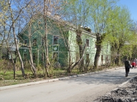 Yekaterinburg, st Korepin, house 14. Apartment house