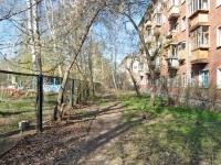 Екатеринбург, улица Краснофлотцев, дом 4Б. многоквартирный дом