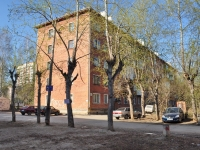 Yekaterinburg, st Krasnoflotsev, house 4Б. Apartment house