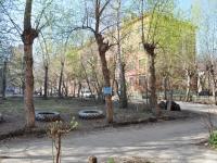 Екатеринбург, улица Краснофлотцев, дом 4В. многоквартирный дом