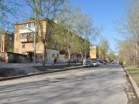 Yekaterinburg, st Krasnoflotsev, house 4. Apartment house