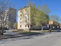 Yekaterinburg, Krasnoflotsev st, house 8. Apartment house