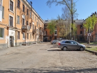Yekaterinburg, Krasnoflotsev st, house 12. Apartment house