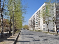 Yekaterinburg, Krasnoflotsev st, house 15. Apartment house