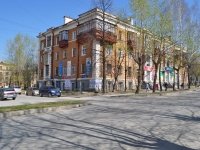 Yekaterinburg, Krasnoflotsev st, house 19. Apartment house