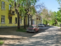Yekaterinburg, Krasnoflotsev st, house 23А. Apartment house