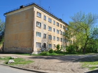 neighbour house: st. Krasnoflotsev, house 25А. Apartment house