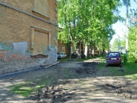 Yekaterinburg, Krasnoflotsev st, house 25. Apartment house