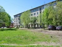 叶卡捷琳堡市, Krasnoflotsev st, 房屋 39. 公寓楼