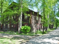 Yekaterinburg, Krasnoflotsev st, house 41. Apartment house