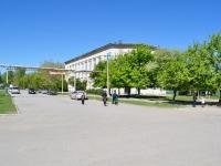 Yekaterinburg, sports school ДЮСШ по велоспорту, Krasnoflotsev st, house 48