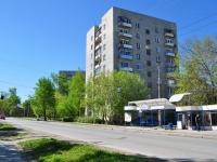 Екатеринбург, улица Краснофлотцев, дом 51. многоквартирный дом