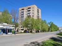 Yekaterinburg, Krasnoflotsev st, house 55. Apartment house