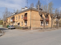 neighbour house: str. Starykh Bolshevikov, house 11. Apartment house