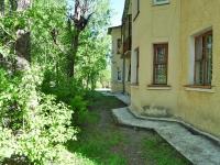 Yekaterinburg, Starykh Bolshevikov str, house 14А. Apartment house