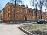 neighbour house: str. Starykh Bolshevikov, house 17. Apartment house