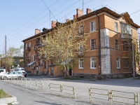 Yekaterinburg, Starykh Bolshevikov str, house 31. Apartment house