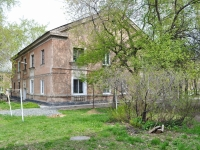 neighbour house: str. Starykh Bolshevikov, house 37А. Apartment house