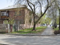 Yekaterinburg, Starykh Bolshevikov str, house 37. Apartment house