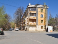 Yekaterinburg, Stachek str, house 19. Apartment house