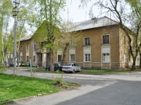 Yekaterinburg, Stachek str, house 36Б. Apartment house