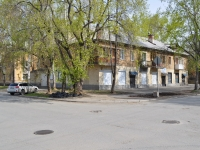 Yekaterinburg, Stachek str, house 36. Apartment house