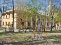 叶卡捷琳堡市, Bauman st, 房屋 4А. 公寓楼