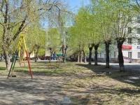 Yekaterinburg, Bauman st, house 9. Apartment house