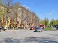 Yekaterinburg, Bauman st, house 13. Apartment house
