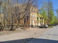 Yekaterinburg, Bauman st, house 24А. Apartment house