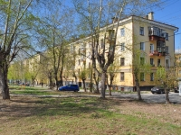 Yekaterinburg, Bauman st, house 24. Apartment house