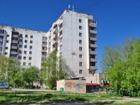Yekaterinburg, Bauman st, house 42. Apartment house