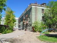 Yekaterinburg, Bauman st, house 60. Apartment house